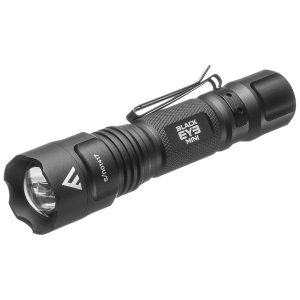 LINTERNA MACTRONIC BLACK EYE LUZ BRILLANTE CON FOCO
