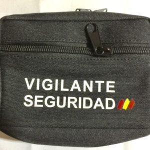 Bolso Vigilante Seguridad Para Porta en Cinturon, porta móvil, libreta, cartera ect.