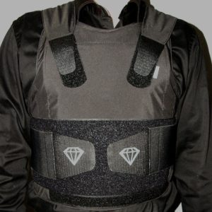 Chaleco Antibalas Interno con Proteccion Arma Blanca
