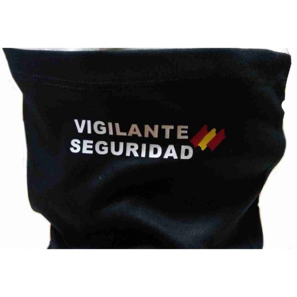 Bufanda Vigilante Seguridad- Guardas de Campo- Seguridad