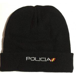 Gorro Policia Bordado