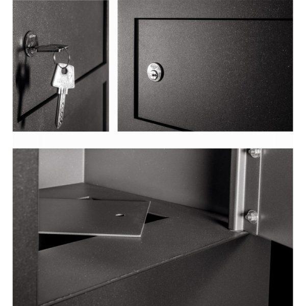Caja Modulares de Seguridad- Armeros