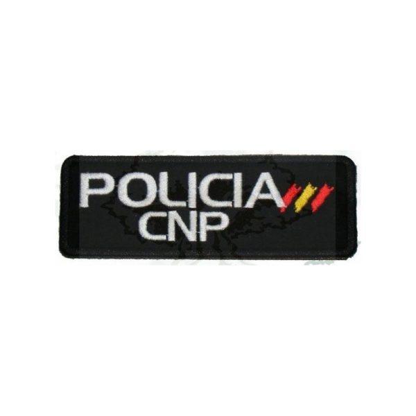 Parche Policía Nacional con Velcro