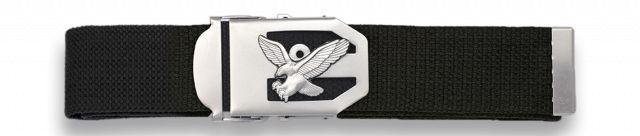 Cinturon negro Aguila