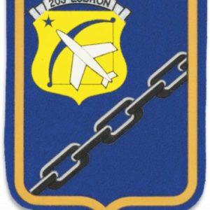 Parche Escuadron 203