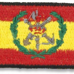 Bandera Bordada España con logo LEGIONAR