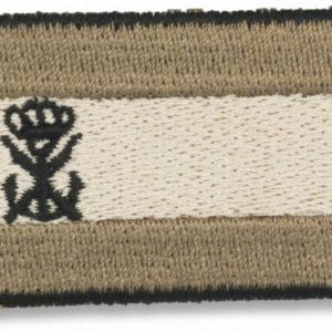 Bandera España gris con logo I. MARINA